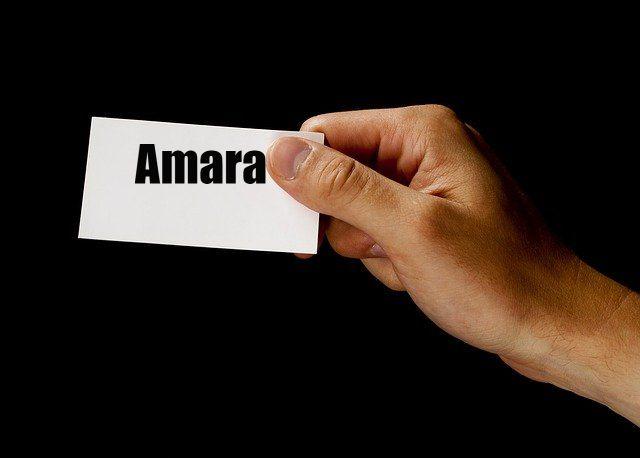 Amara Name Meaning
