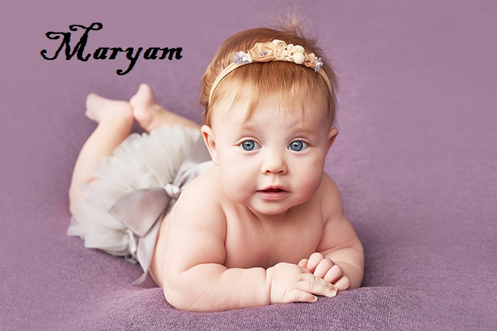 Maryam Name With Meanings
